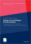 Erfolg mit nachhaltigen Eventkonzepten, Cornelia Zanger (Hrsg.)